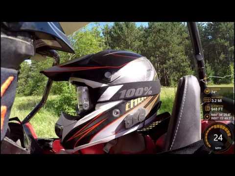 Buffalo Creek ATV Trail - Osseo & Fairchild, WI