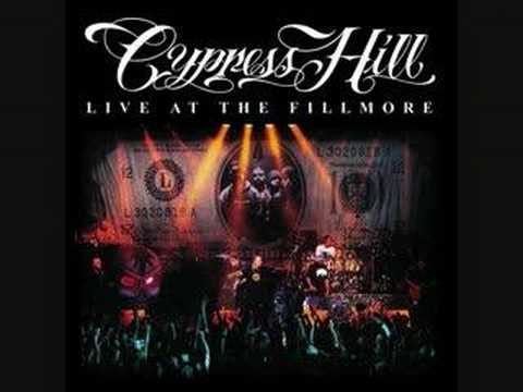 Cypress Hill - Stoned Is the Way of the walk LIVE