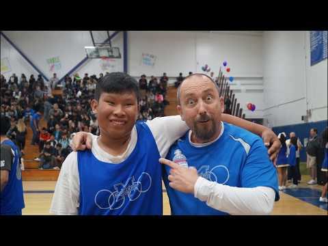 Special Olympics 2018 Mira Mesa High School Basketball