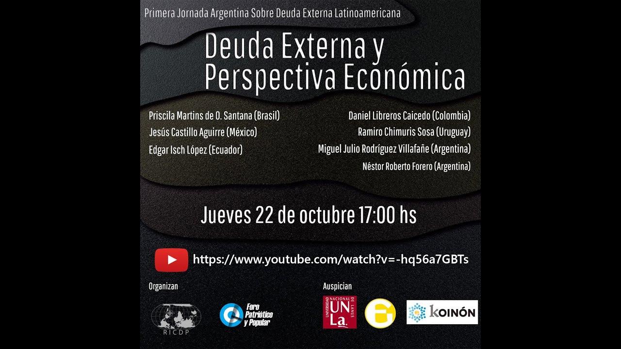 Primera jornada argentina sobre deuda externa latinoamericana -versión zoom (final completo).