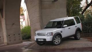 Essai Land Rover Discovery 4 2010(Land Rover Discovery TDV6 S Dans la gamme Land Rover, le Discovery se situe quelque part entre le très luxueux Range Rover et le très rustique Defender., 2010-11-18T15:10:45.000Z)