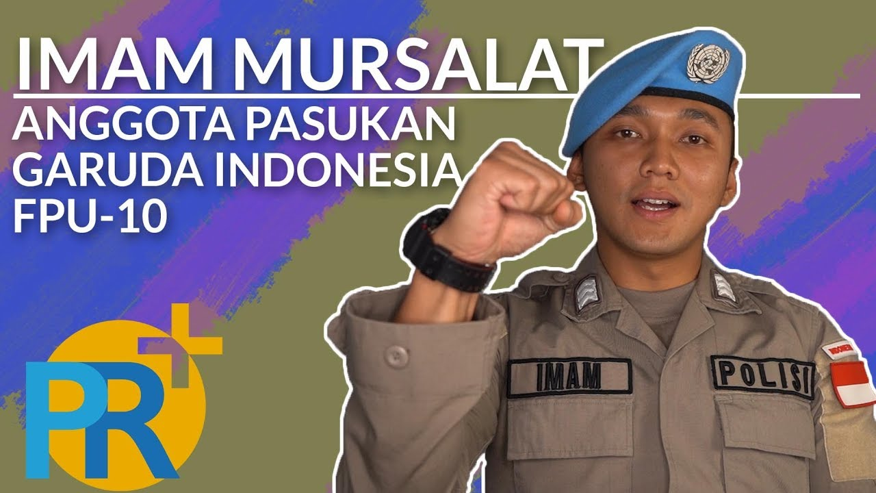 GARUDA INDONESIA FPU X Pasukan Terbaik UNAMID