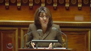 Nathalie Goulet à propos du projet de loi sur les Autorités administratives indépendantes