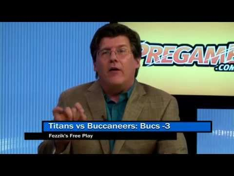 Free 2015 NFL Pick: Tampa Bay Buccaneers vs. Tennessee Titans