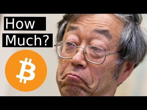 How Much Bitcoin Does Satoshi Nakamoto Have? Satoshi's Fortune