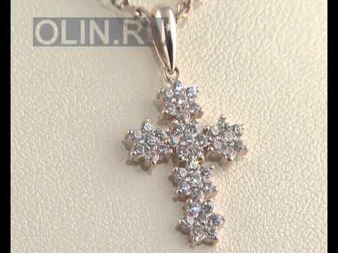 Предлагаем купить православные подвески (крестики и иконки) из золота и серебра в 585 золотой и золотой ✓доставка ✓акции ✓подарки ✓ доступные цены!