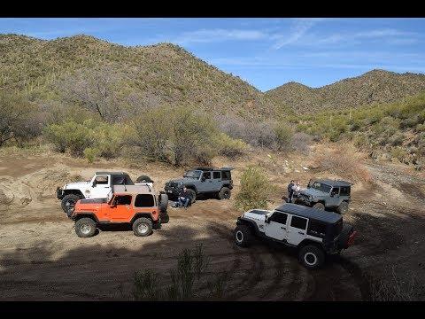 Turkey Creek Trail, Cleator Arizona
