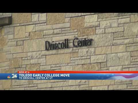 Toledo Early College High School will move to University of Toledo campus