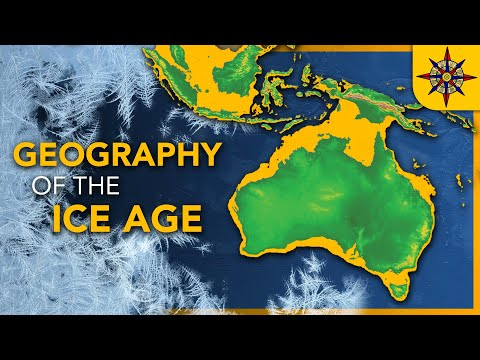 The Geography of the Ice Age