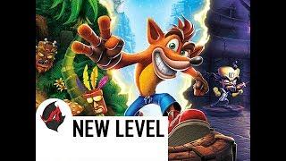 BRAND NEW LEVEL!!! - Crash Bandicoot N Sane Trilogy