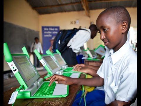 One Digital ID Per Child Program in Rwanda
