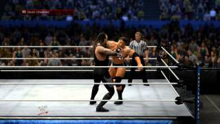 WWE 2K14: 30 Years of WrestleMania [#30] - Batista vs. Undertaker [WM 23]