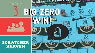 Bonus Play Millions - Episode 3 Group Play - Big Zero Win!