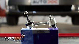Cum schimbare Bucsa Punte MAZDA 818 Coupe - tutoriale video