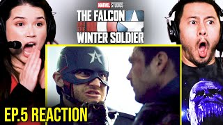 THE FALCON AND THE WINTER SOLDIER | Episode 5 -