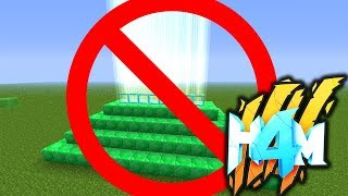 NO BEACON REQUIRED?!!  HOW TO MINECRAFT 4 #77 (Minecraft 1.8 SMP)