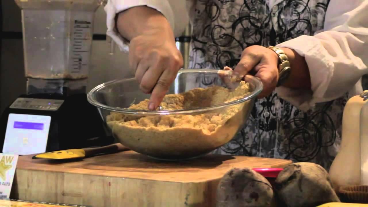 Vegan Wedding Cake Recipe - YouTube
