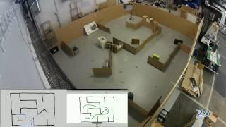 Autonomous Indoor Robot Navigation Using Sketched Maps and Routes - aisrobots
