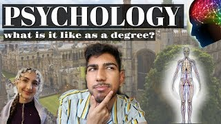 What is it like studying PSYCHOLOGY at University?! Time to spill the tea!