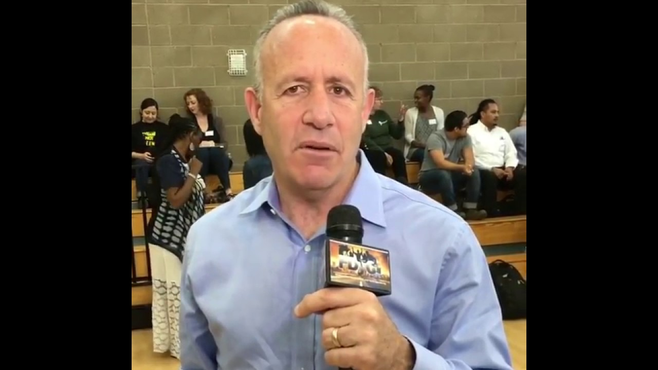 Mayor Darrell Steinberg shout-out to Future Development Youth Ctr