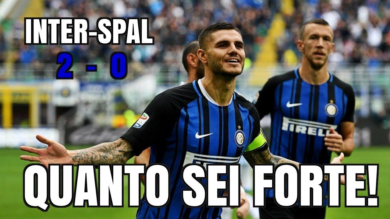 Inter Spal 2 0 Icardi Top Player Sickwolf Youtube