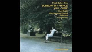 Chet Baker Trio ‎– Someday My Prince Will Come (1983) [1987 edition]