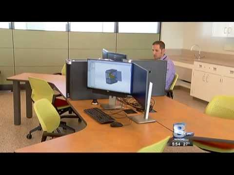 RIT on TV: Sustainability Lab featured on WROC