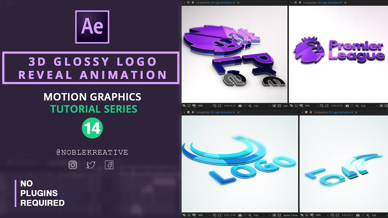 How to Get That Glossy Look in After Effects - Lesterbanks