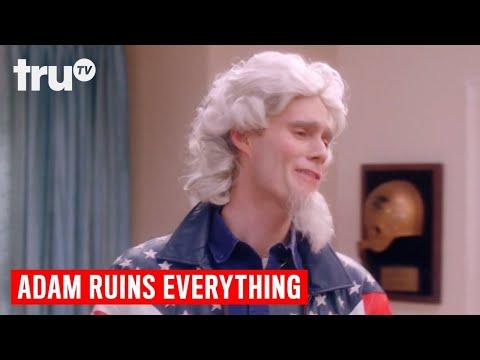 "Adam Ruins Everything - How America Created the ""Model Minority"" Myth | truTV"