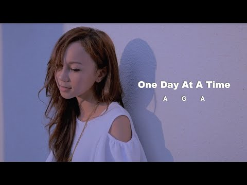 AGA - One Day At A Time (Official Lyric Video)