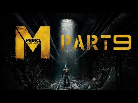 Metro Last Light Ranger Hardcore Walkthrough PC XBOX 360 PS3 Chapter 11 REVOLUTION / Red Line P9