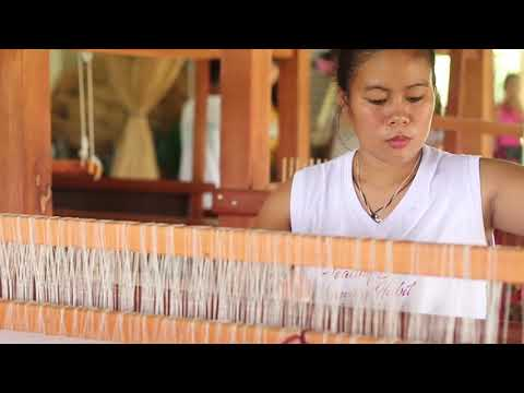 How To Make A Bakong Fiber And Finish Product