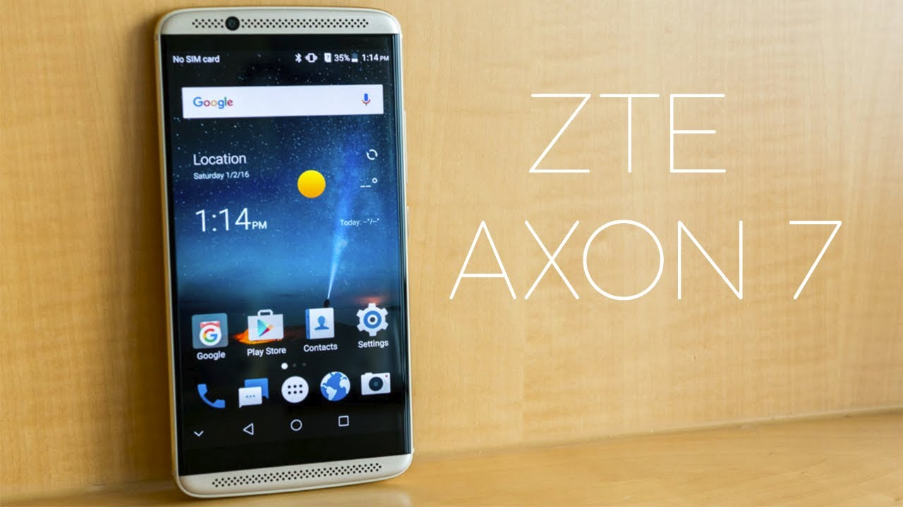 the good zte axon 7 youtube review ReplyReviewed