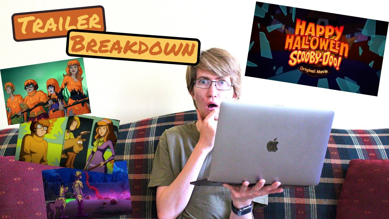 Happy Halloween, Scooby-Doo! TRAILER BREAKDOWN