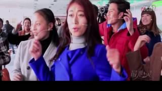 快闪藏族美女唱藏语版喜欢你