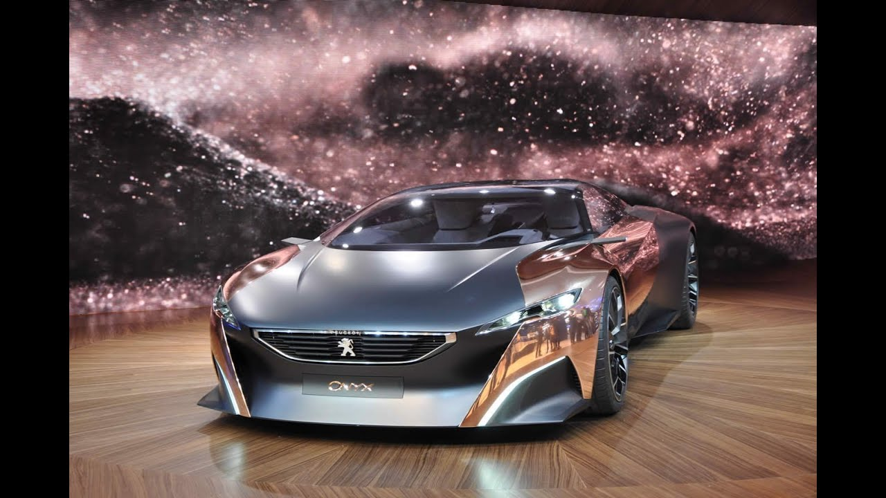 peugeot onyx attraction of peugeot avenue youtube. Black Bedroom Furniture Sets. Home Design Ideas