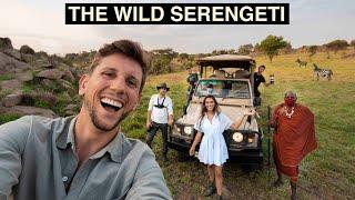 OUR SAFARI OF A LIFETIME (Serengeti Tanzania)