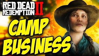 Top 5 Most Profitable Areas To Setup Your Trader Business In Red Dead Redemption 2 Online