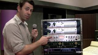 JT's Avalon Preamp Demo