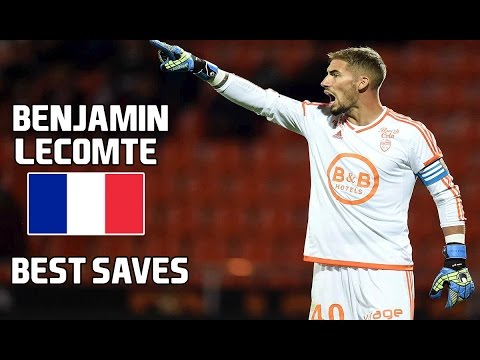 Benjamin Lecomte / Best Saves / FC Lorient  !