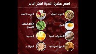 فقر الدم أسبابه وأعراضه- دقائق لصحتك