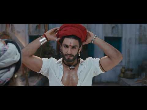 best fighting seen of Ranveer Singh in movie of Ram leela