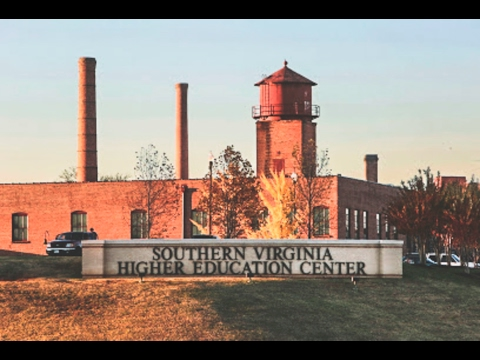 Southern Virginia Higher Education Center | Corporate Video
