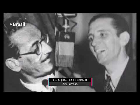 Ecad divulga lista das músicas mais gravadas no Brasil