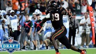Joe Jackson NFL Draft Tape | Miami DE