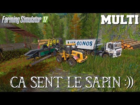"""[FS17] MULTI """"Ça sent le Sapin""""  CA SENT LE CONO !!!! :))) #5"""