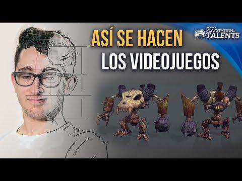 VIDEOJUEGOS INDIES: ¿CÓMO SE DESARROLLAN? - PlayStation Talents