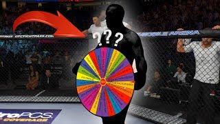 НЕОБЫЧНО РАНДОМЛЮ БОЙЦОВ и СРАЖАЮСЬ в ТОПЕ МИРОВОГО РЕЙТИНГА UFC 3