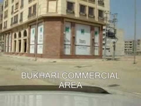 BUKHARI COMMERCIAL , PHASE 6, DHA, DEFENCE, KARACHI, PAKISTAN REAL ESTATE PROPERTIES