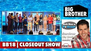 Big Brother 18 | Post-Finale Closeout Show